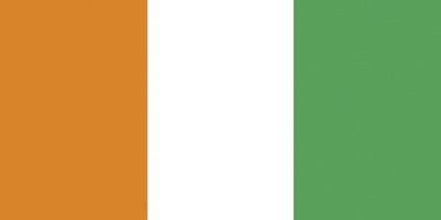 Flag of Côte d'Ivoire