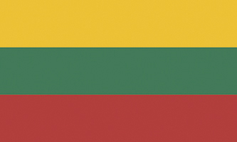 Flag of Lithuania