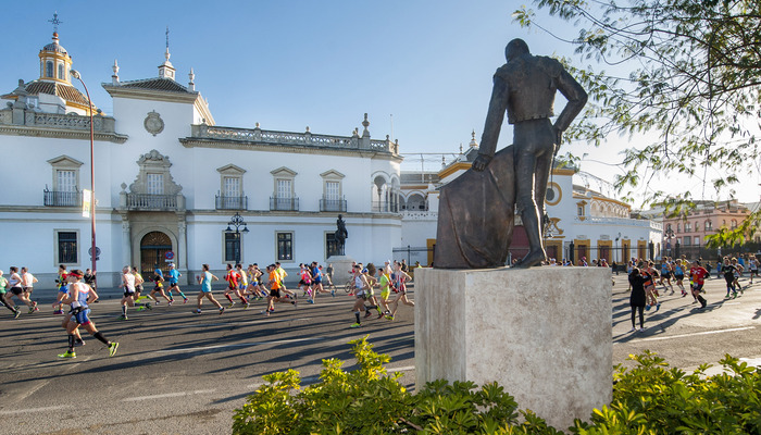 Run in Spain – mainly on the plain